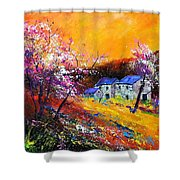 Spring 883111 Shower Curtain