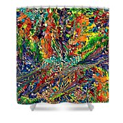 Spring Arrives By Rafi Talby Shower Curtain