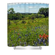 Spring At It's Finest  Shower Curtain
