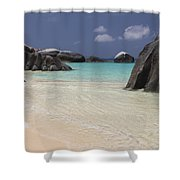 Spring Bay Shower Curtain