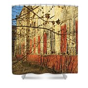 Spring Buds And Urban Decay 3 Shower Curtain