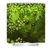 Spring Coming Shower Curtain