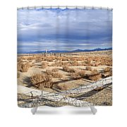 Spring Creek 1 Shower Curtain