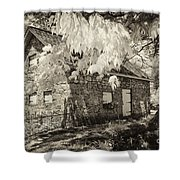 Spring Creek Mill Shower Curtain