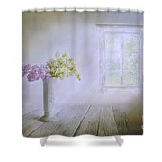 Spring Dream Shower Curtain by Veikko Suikkanen