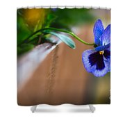 Spring Flowers I Shower Curtain