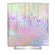 Spring Mirage Shower Curtain