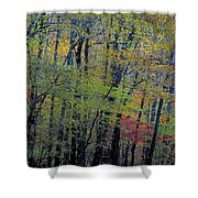 Spring Riot Shower Curtain