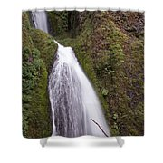 Spring Showers Shower Curtain