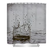 Spring Splash Shower Curtain