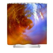 Spring Storms Shower Curtain