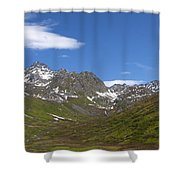 Springs Arrival Shower Curtain