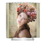 Spring's Crowning Glory Shower Curtain