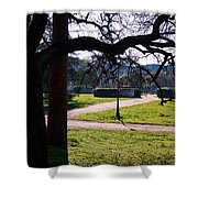 Springtime In Rome Shower Curtain
