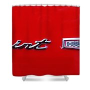 Sprint V8 Shower Curtain