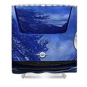 Spyker Shower Curtain