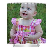 Srah_3893 Shower Curtain