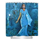 Sridevi Shower Curtain