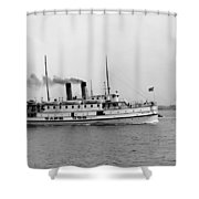 Ss Cape Cod Shower Curtain