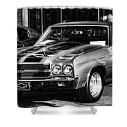 Ss Chevelle Shower Curtain