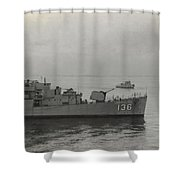 Ss Freemont Shower Curtain