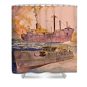 Ss Glenorchy Shower Curtain