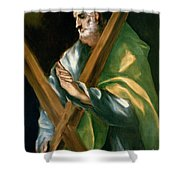 St Andrew Shower Curtain