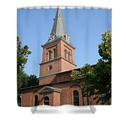 St. Anne's Episcopal Church Shower Curtain