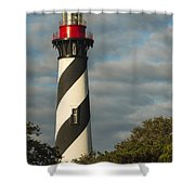 St. Augustine Lighthouse 1 Shower Curtain