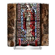 St. Catherine Of Siena Shower Curtain