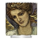 St Catherine Shower Curtain