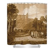 St Catherines Hill Near Guildford Shower Curtain
