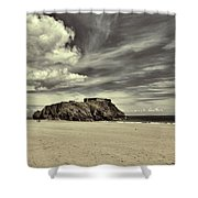 St Catherines Island 6 Shower Curtain