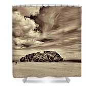 St Catherines Island 8 Shower Curtain