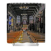 St. Catherine's Of Honfleur Shower Curtain