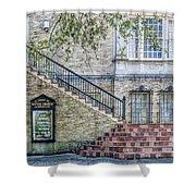 St. Charles Ave Baptist Church New Orleans Shower Curtain