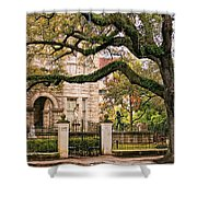 St. Charles Ave. Shower Curtain