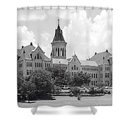 St. Edward's University Old Main I I Shower Curtain