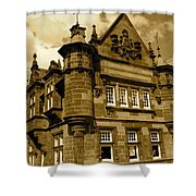St. Enoch Subway Station 2 Shower Curtain