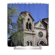 St. Francis Of Assisi Church Shower Curtain