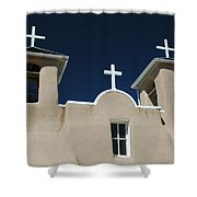 St. Francis Taos Shower Curtain