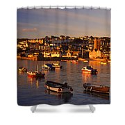 St Ives Shower Curtain