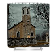 St. James Anglican Church Shower Curtain