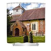 St James Ashmansworth Shower Curtain