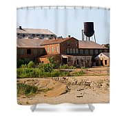 St. Joe Lead Company Shower Curtain
