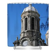 St Johns Cathedral Antigua Shower Curtain