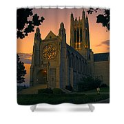 St Johns Cathedral - Spokane Shower Curtain