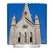 St. John's Church Cesis Shower Curtain