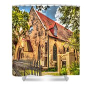 St. John's Reformed Episcopal Church Shower Curtain