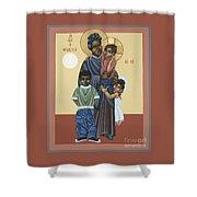 St. Josephine Bakhita Universal Sister 095 Shower Curtain